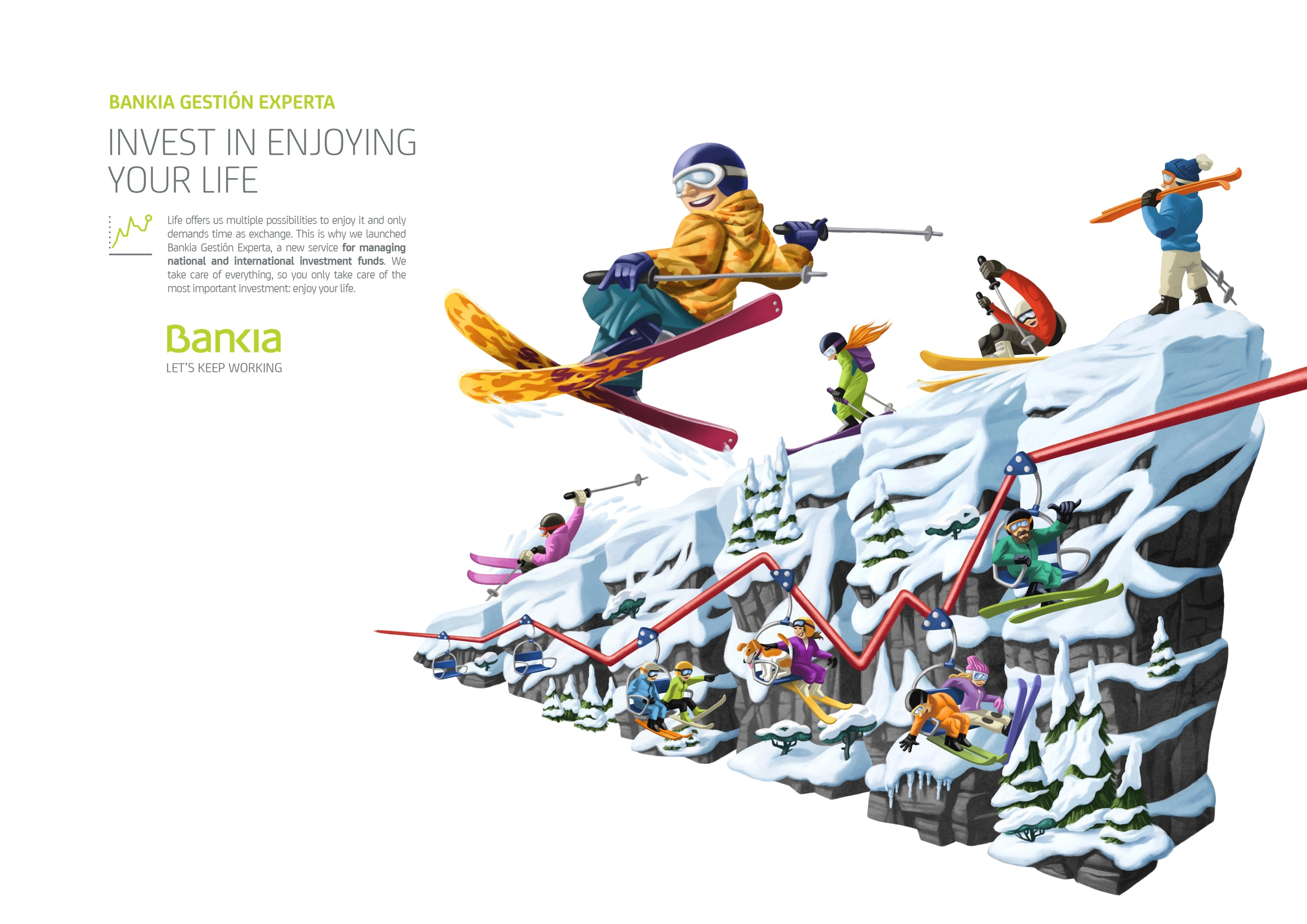 www.davidderamon.com - illustration - bankia
